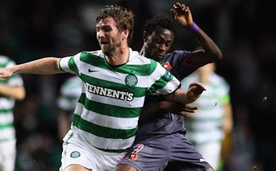 Celtic 3 - 1 Rennes (1)