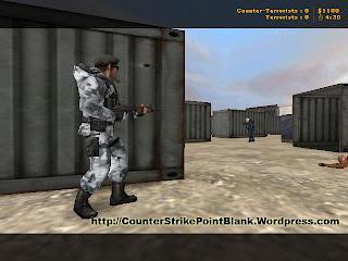 Point Blank Dm_Crackdown_Galil Map - Optimized for Higher FPS