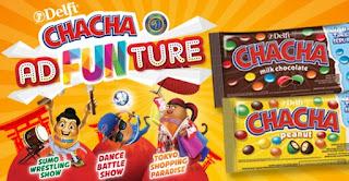 Loyalti Program Point Chacha Adfunture di Alfamart Berhadiah Laptop Smartphone dan Voucher daftarkuis