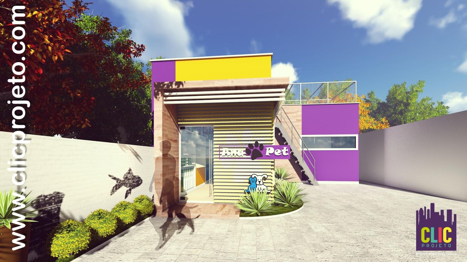 Muitas vezes Halla Arquitetura e Urbanismo: Código: 40328 - Pet Shop RU47