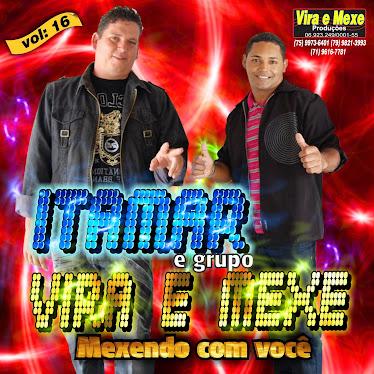 ITAMAR & GRUPO VIRAEMEXE VOL 16