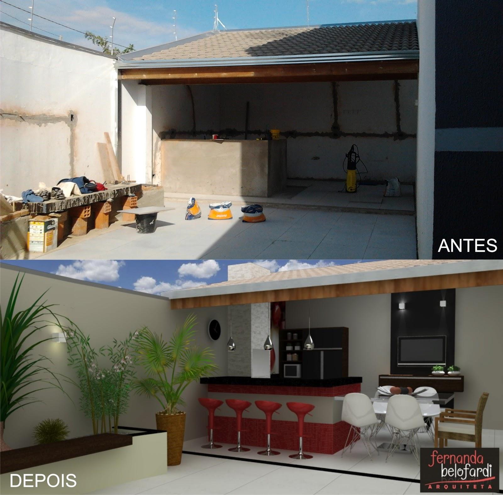 Arquiteta FERNANDA BELOFARDI: Projeto de Área de Lazer e  #3E718D 1600 1575