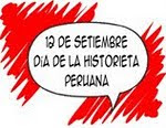 Dia de la HIstorieta Peruana: 12 de Setiembre