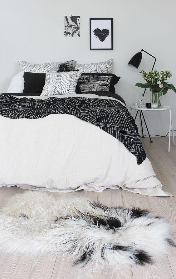 Coup de coeur déco #2 : chambre à coucher cosy