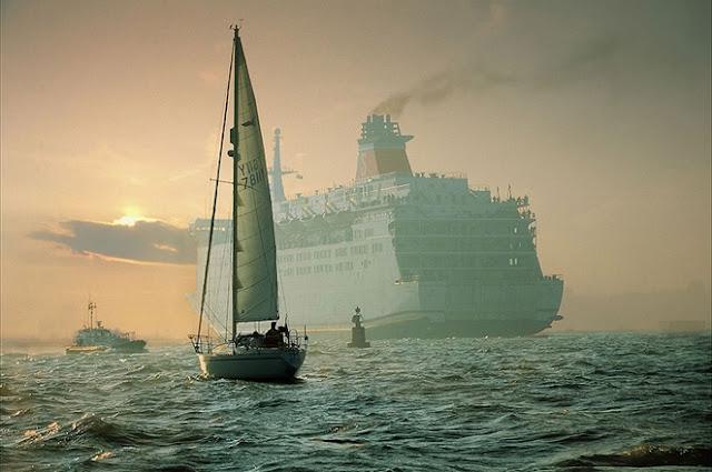 Parkeston - North Sea port in Essex
