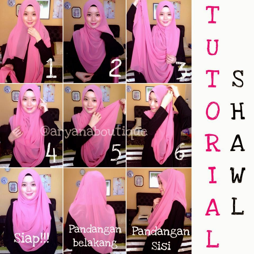ARYANA LONG SHAWL