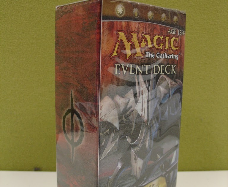 Mtg Event Decks