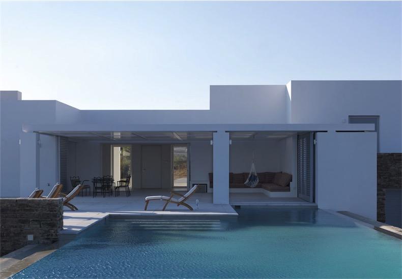 Dise o nordico en las islas griegas nordic design in for Casas en islas griegas