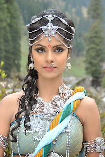 Sayantani Ghosh from TV Show Mahabharat   Spicy Stills Unseen Pics Gallery