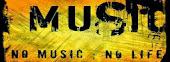 """Μουσική Στήλη """"no music no life"""""""