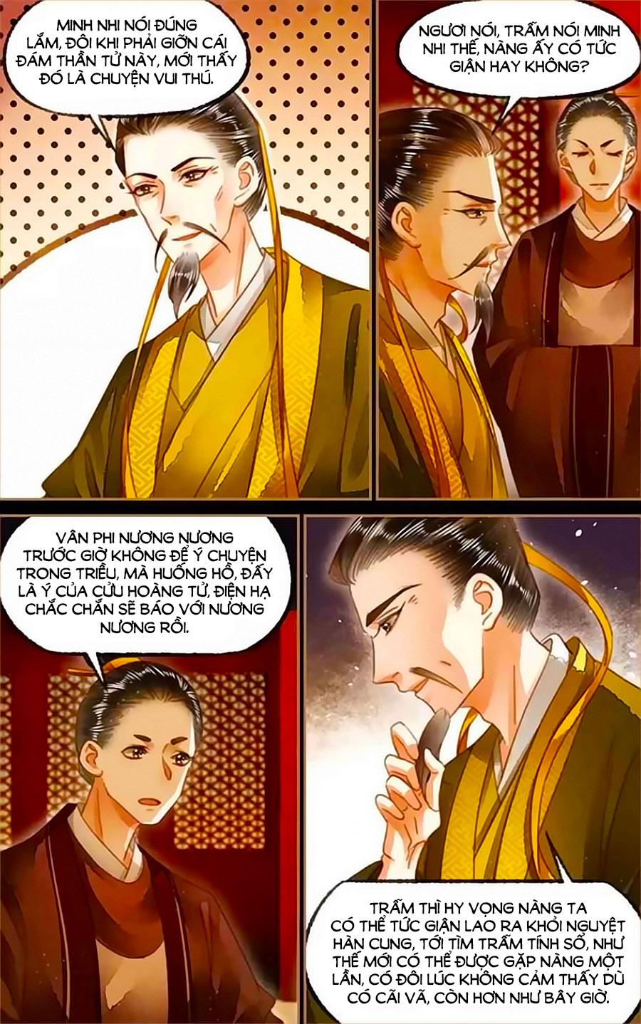 Thần Y Đích Nữ – Chap 130