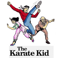 'Karate Kid' La serie animada