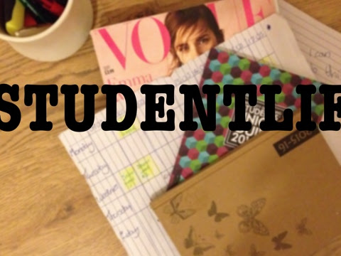 #STUDENTLIFE: New Year, New Semester, New Start