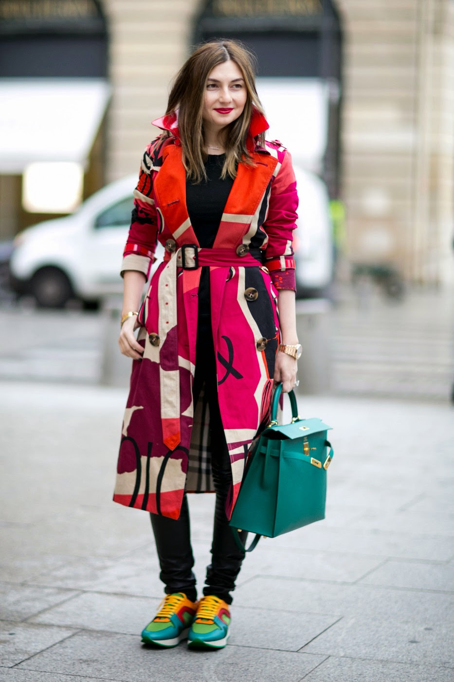 Couture Fashion Week Street Style: Editors & Attendees ...