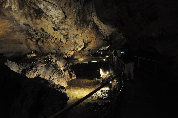 Jaskinia Demianowska Słowacja