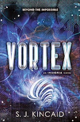 Vortex by S. J. Kincaid