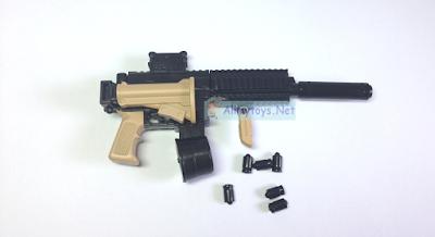 Mini Assault Rifle Toy Gun 4