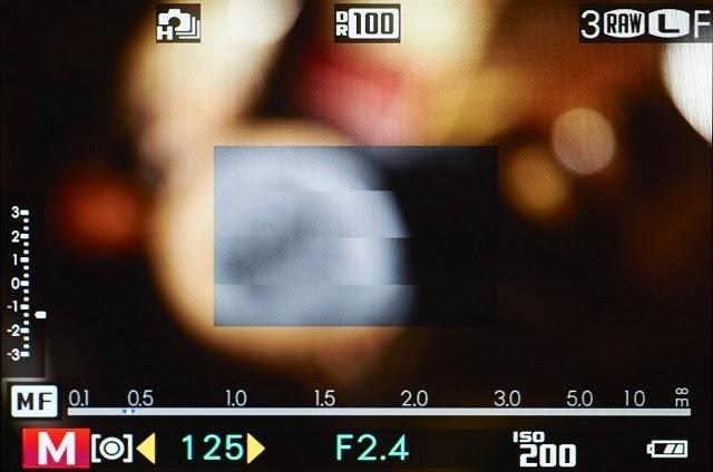 Esempio n. 1 di funzionamento della tecnologia Digital Split Image