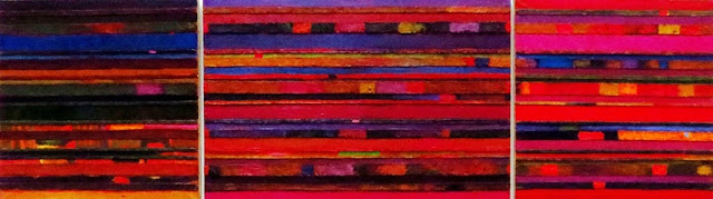 Анатолий Криволап, Композиция. Триптих, 1994