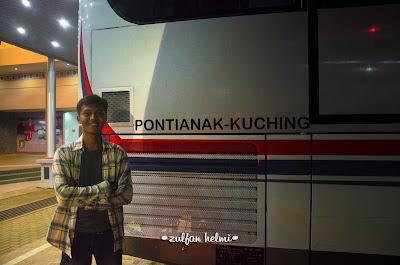 International Interstate Bus Terminal Sungai Ambawang