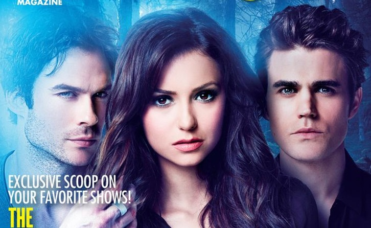 TV Guide Comic-Con 2014 - Magazine Covers - Various Shows