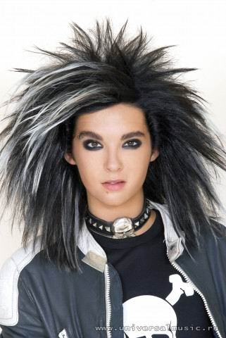 Bill Kaulitz Hairstyles Wallpaper Download