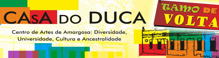 CAsA do DUCA - Universidade Federal do Recôncavo da Bahia