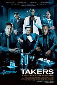 Ladrones – Takers (2010) Online