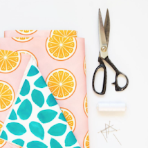SHOP / FABRIC AND PAPER