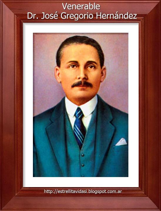 Venerable Dr. José Gregorio Hernández 1864--1919