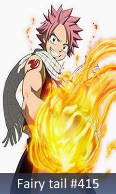 Leer Fairy Tail Manga 415 Online Gratis HQ