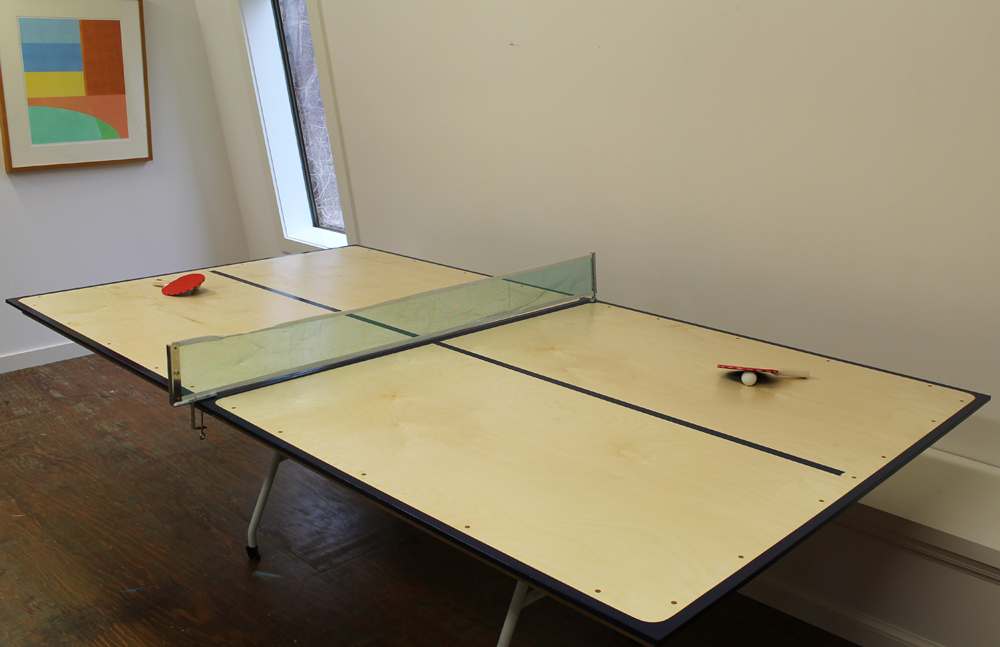 Art And Home Building A Ping Pong Table
