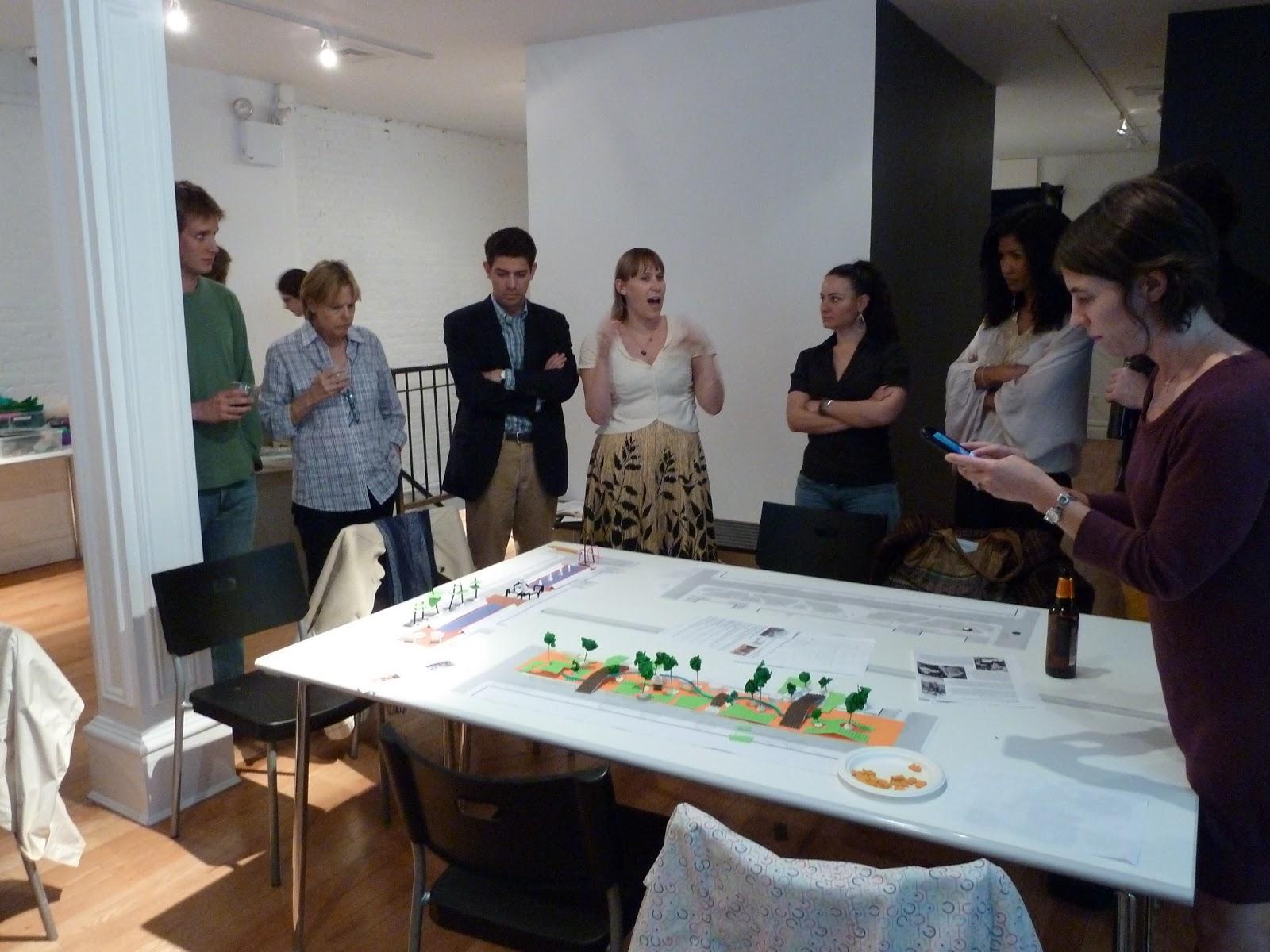 Kim Ihnatko Arch Ed Spiral Center For Architecture NYC Design