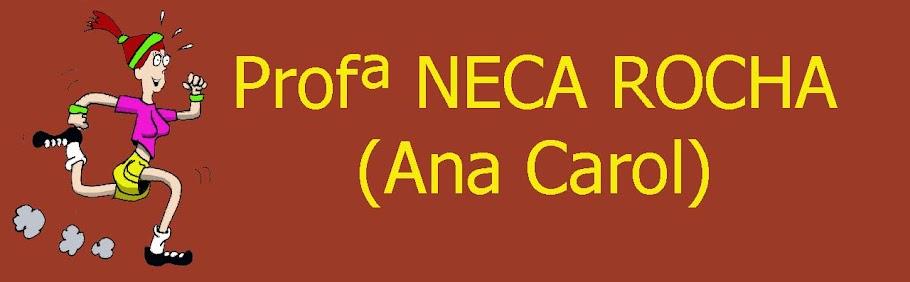 Profª NECA ROCHA (Ana Carol)