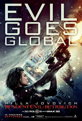 Resident Evil 5: Retribution – 2012