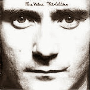 Phil Collins - Face Value High Resolution Review Image