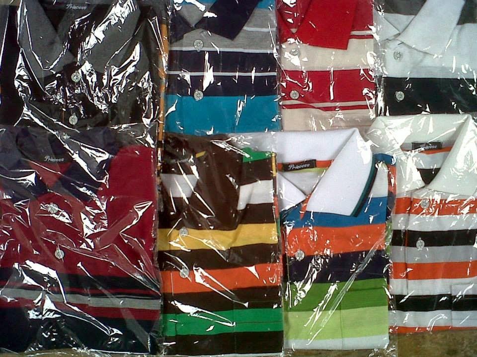 Kaos Salur Belang Bandung