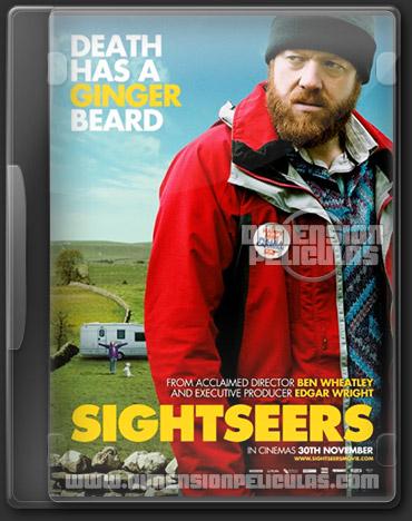 Sightseers (DVDRip Ingles Subtitulada) (2012)