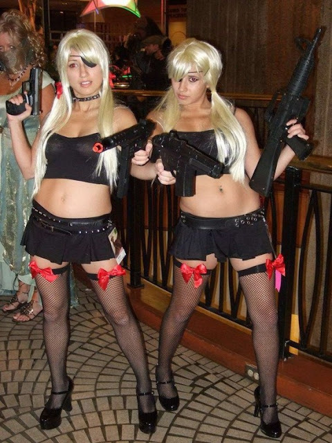 Hot Sexy Cosplay Girls