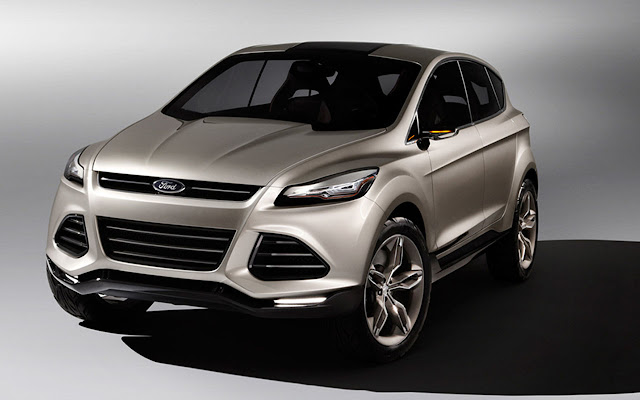 2017 Ford Kuga Redesign, Release and Changes