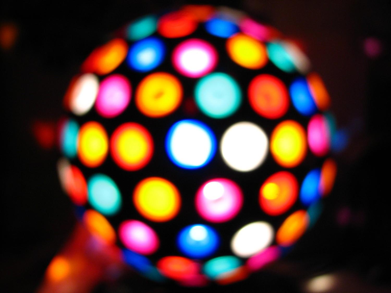Как сделать диско шар вшопе