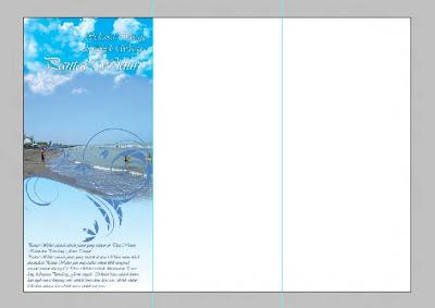 cara membuat brosur dengan photoshop, belajar photoshop, pemula, cs6, brush floral,