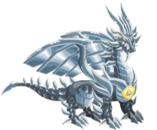 Pure Metal Dragon