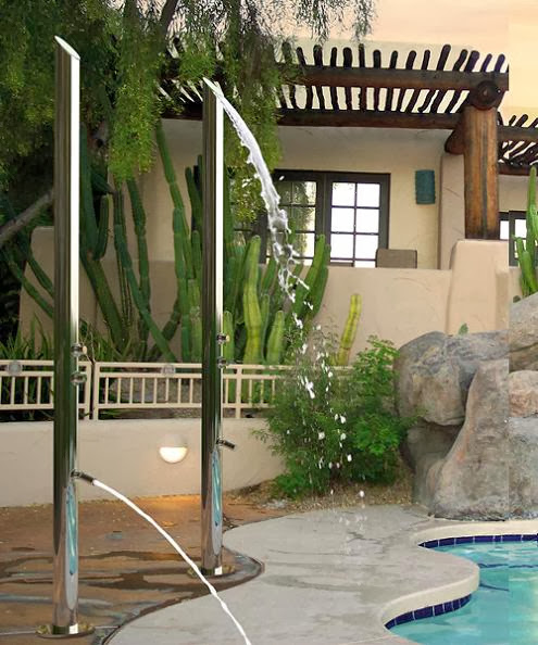 Coolest and Awesome Outdoor Shower Designs (15) 13