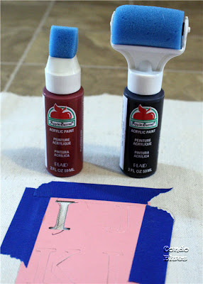 paint stenciling supplies