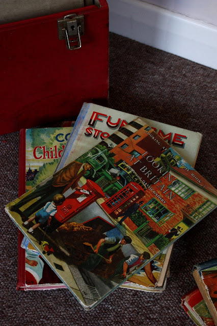 1930s and 1940s childrens annuals