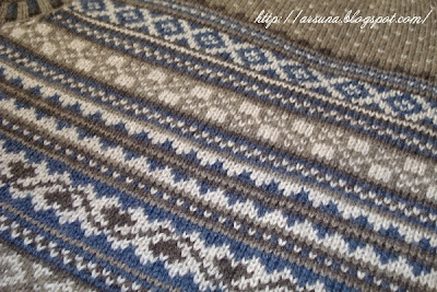 fair isle knit
