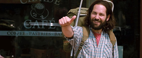 Paul Rudd em O IDIOTA DO MEU IRMÃO (Our Idiot Brother)