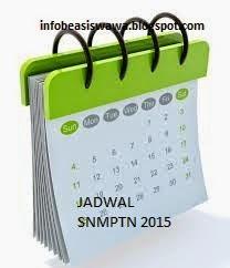 Jadwal SNMPTN 2015 infobeasiswawa