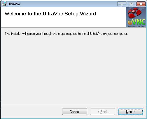 ultravnc windows 7
